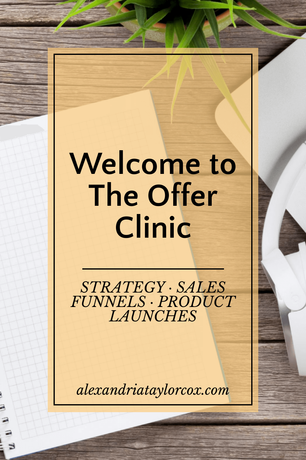 Welcome to The Offer Clinic
